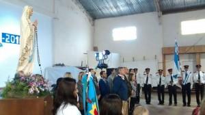 Castilla conmemoró su 131º aniversario