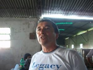 Catalino Fernández, miembro de CD de Defensores.