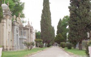 Cementerio de Chacabuco.