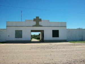 Cementerio de Rawson.