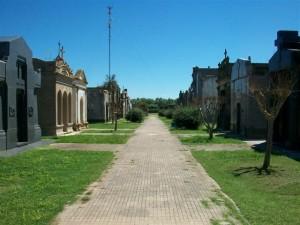Cementerio Municipal de Rawson.