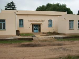 Sede del Centro de Jubilados y Pensionados de Rawson.