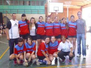Inter-regional de Cestoball en Chacabuco.
