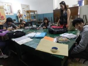 El C.E.CH.L.P. en escuelas secundarias de Chacabuco.