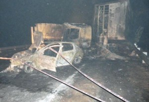 Imagen del accidente. Fuente y foto: ancaloo.com