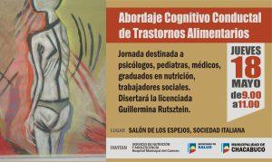 Jornada sobre Abordaje Cognitivo Conductal de Trastornos Alimentarios