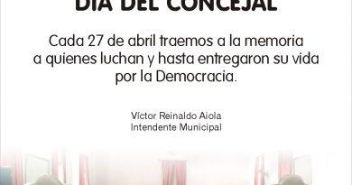 Día del Concejal