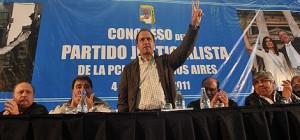 El PJ bonaerense oficializó su apoyo a la reelección de la Presidenta y el gobernador.