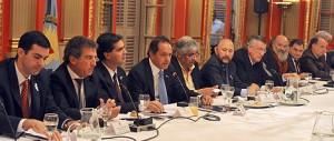 El PJ pidió la reelección de Cristina Kirchner.