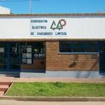 Cooperativa Eléctrica de Chacabuco, sucursal Rawson.