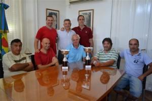Presentaron la Copa Municipalidad de Chacabuco.