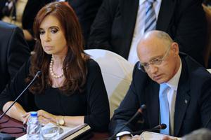 Cristina Kirchner y Héctor Timerman fueron denunciados de encubrir a los iraníes acusados de la voladura de la AMIA.