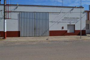 Cuartel de Bomberos Voluntarios de Rawson.
