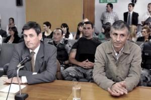 Adalberto Cuello condenado por el crimen de Tomás Santillán. Foto: telam.com.ar