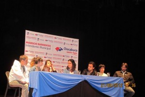 Presentaron actividades culturales del fin de semana en Chacabuco.