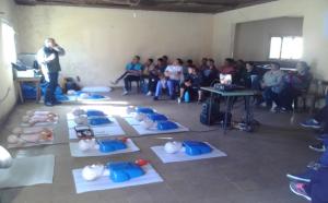 Curso de RCP en Castilla