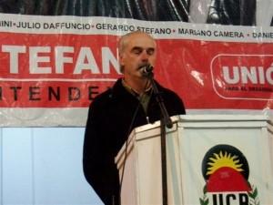 Julio Dafunchio.