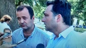 Daletto habló sobre el cambio de autoridades policiales