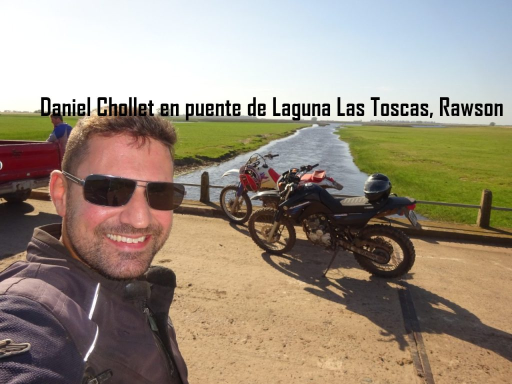 Daniel Chollet en Rawson
