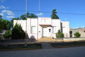 Oficina de Empleo en Rawson.
