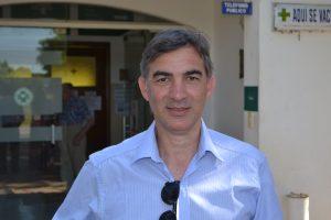 Senador Provincial, Gustavo De Pietro (UCR).
