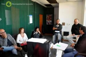 Intercambio de Proyectos Culturales Chacabuco-Ayacucho