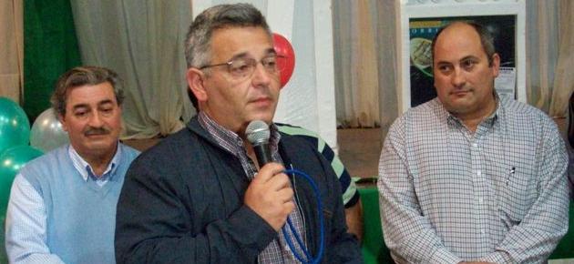 Fadel, Barrientos y Olivetto.