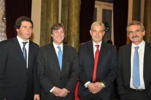 La Cámara de Diputados y Senadores acordaron con legislaturas provinciales sesión especial para el 24 de marzo.