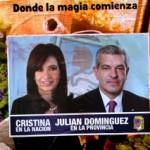 Domínguez quiere ser vicegobernador.