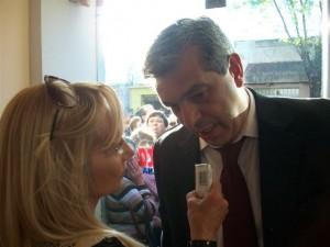 El ex intendente de Chacabuco presidenciable.