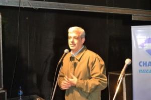 Domínguez anunció su candidatura a gobernador de la Provincia de Buenos Aires.
