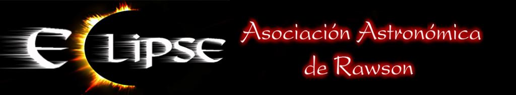 Sergio Alonso. Eclipse - Asociación Astronómica de Rawson.