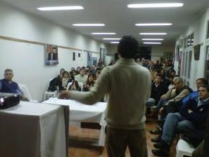 Escuela de Capacitación Política - PJ.