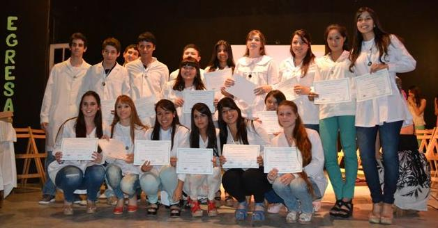 Alumnos Egresados 2013.