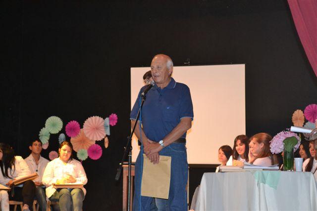 Delegado Municipal Daniel Micucci.
