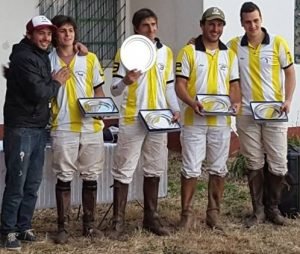 El Relincho-La Marciala, campeón
