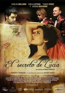 El Secreto de Lucía en TV.