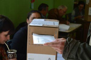 Cronograma electoral en la Provincial.