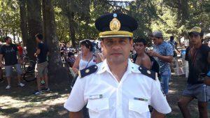 Subcomisario, Elías Montiel