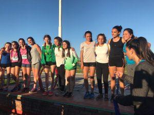 Encuentro Regional de Atletismo en Chivilcoy.
