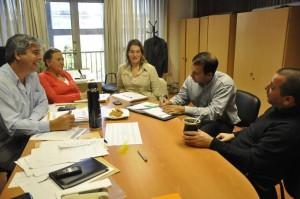 Se conformó una agenda de trabajo del programa en nuestro municipio.