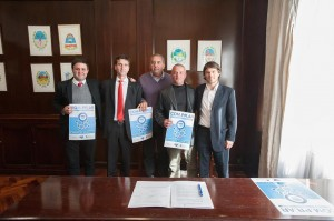 """El Secretario de Comercio Augusto Costa participa€"""" de la firma de convenios con 6 nuevos municipios que se suman a la Red. Comprar."""
