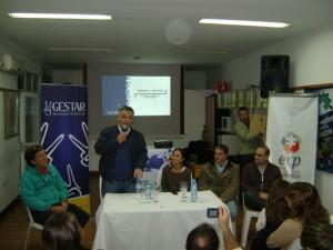 Escuela de Capacitación Política.