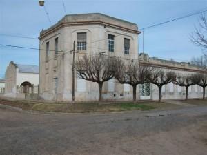 Escuela Nº 11 Bernardino Rivadavia de Rawson.