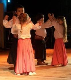 Festival de Cultura, sábado 9 de junio en el Teatro Italiano de Rawson.