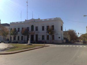 Escuela nº 1 Juan Estrugamoau