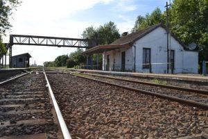 El acto protocolar en Rawson será a las 10 horas en la Estación de ferrocarril.