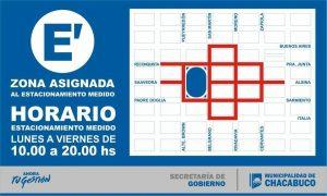 Estacionamiento Medido en Chacabuco