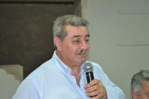 Secretario General del Sindicato de Trabajadores Municipales de Chacabuco, Mario Fadel.