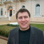 Maximiliano Felice, candidato a Concejal Frente Amplio Progresista.